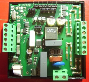 Power component side of Crompton Ci3