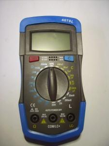 Ebay 4070L LCR meter