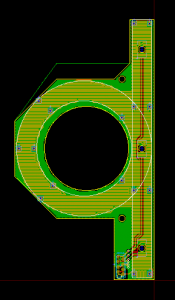 Overview of the DIY PCB column heater