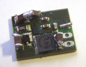 LM48580 development board