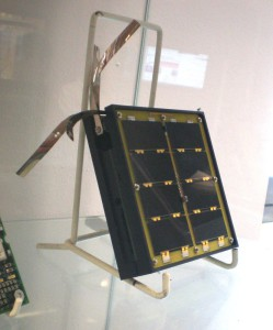 PCBSat! 1/4 U Cubesat. The cutest thing ever!